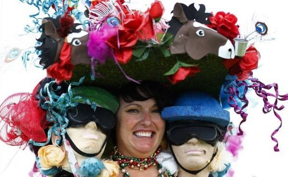 98d8fc656ff The Kentucky Derby – A Feast of Hats